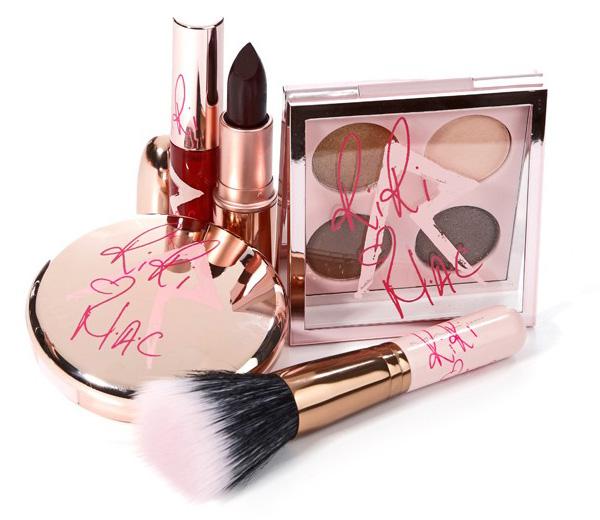 MAC Cosmetics e Rihanna collezione riri loves mac esce a maggio riri woo ruby woo