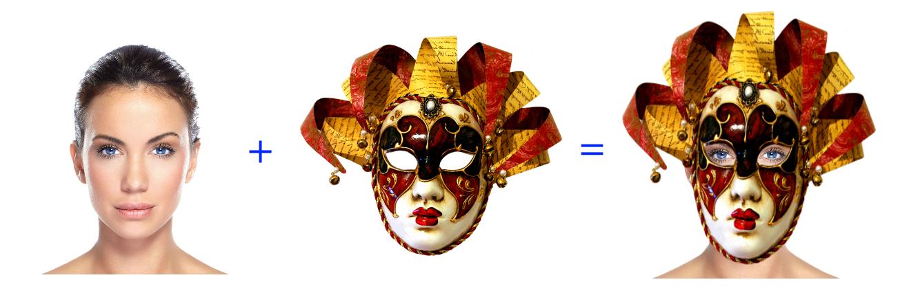objectivo mascarada