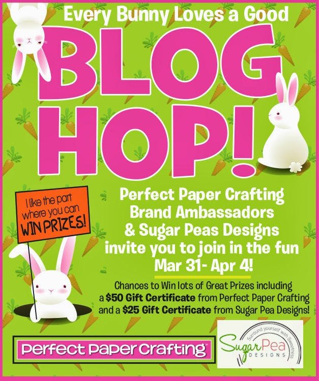 HOP with Us Monday March 31 - April 4 and win PRIZES!