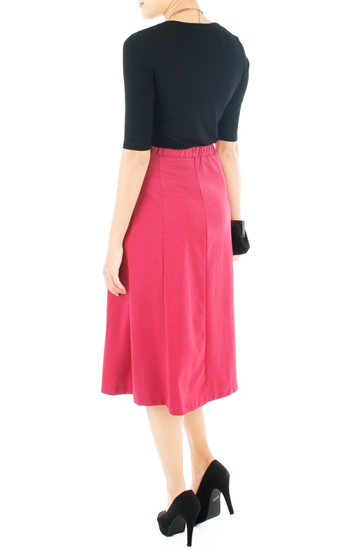 Shadow Dancer LUXE Skirt with Pockets – Pink