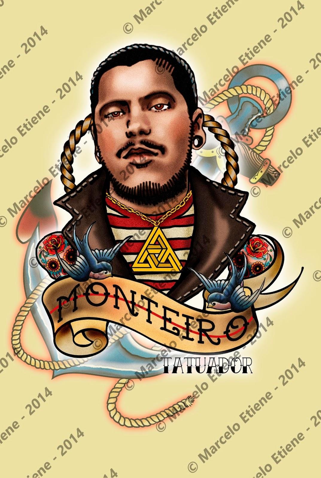 Monteiro Gama Tatuador