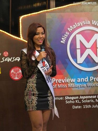 Gambar : 4 Gadis Islam Jadi Finalis Miss World Malaysia 2013 !