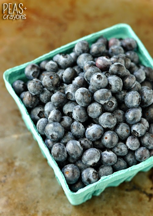 Fresh Local Blueberries