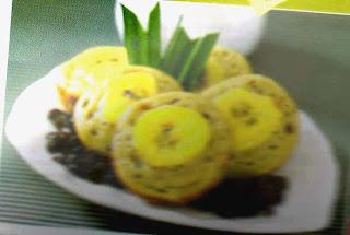 Resep Kue Bingka