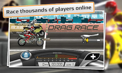 Drag Racing bike android