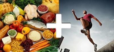 Diet Plus Exercise