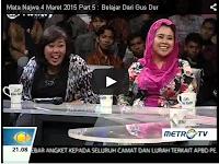 Mata Najwa 4 Maret 2015 : Belajar Dari Gus Dur