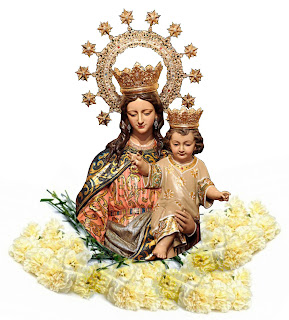 Ofrenda a María Auxiliadora