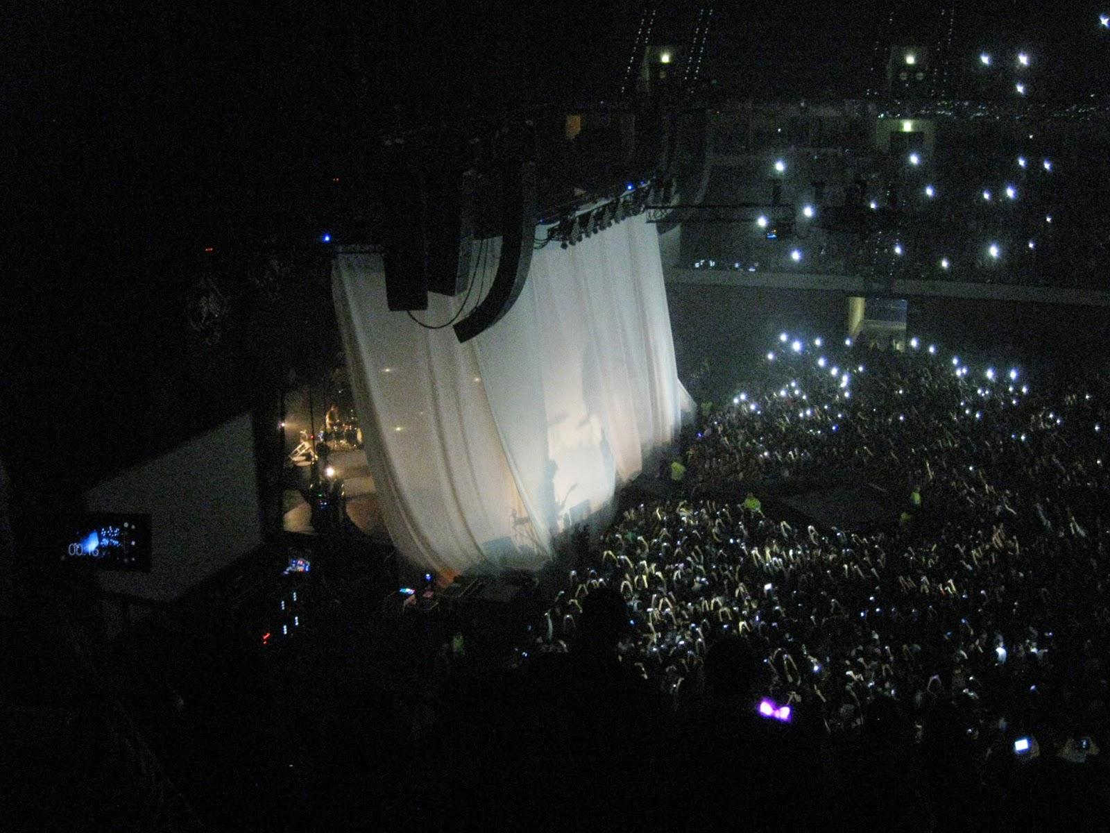 Noite de sexta na companhia dos OneRepublic