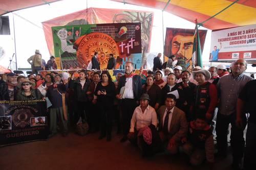 Estado de México, territorio de alta peligrosidad para activistas, advierte Jan Jarab