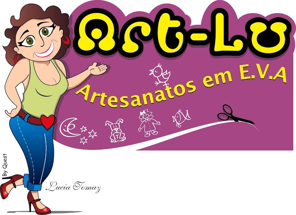 ART-LU - ARTESANATO EM EVA