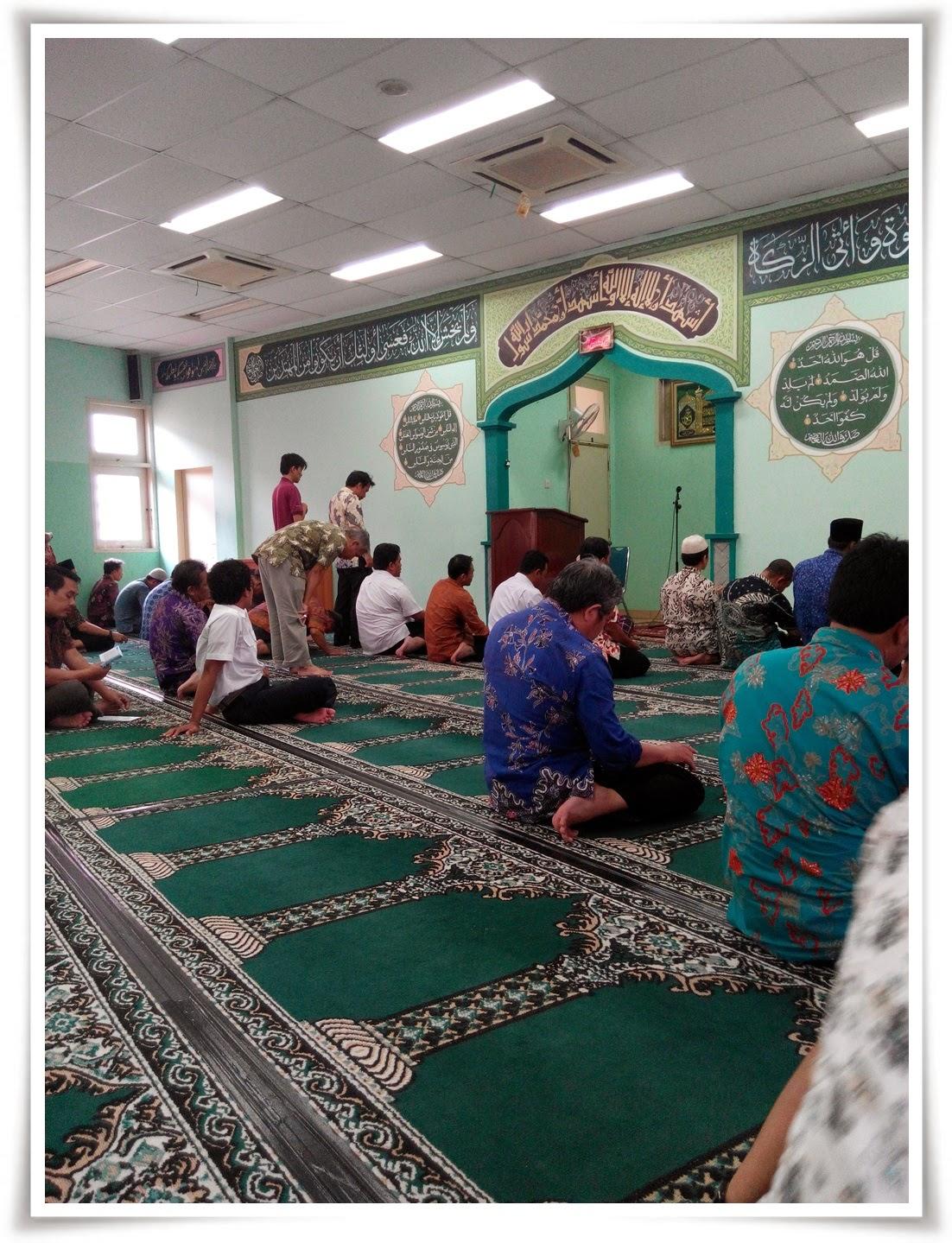 Masjid Bapeten