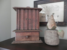 A FAVORITE SEWING CABINET