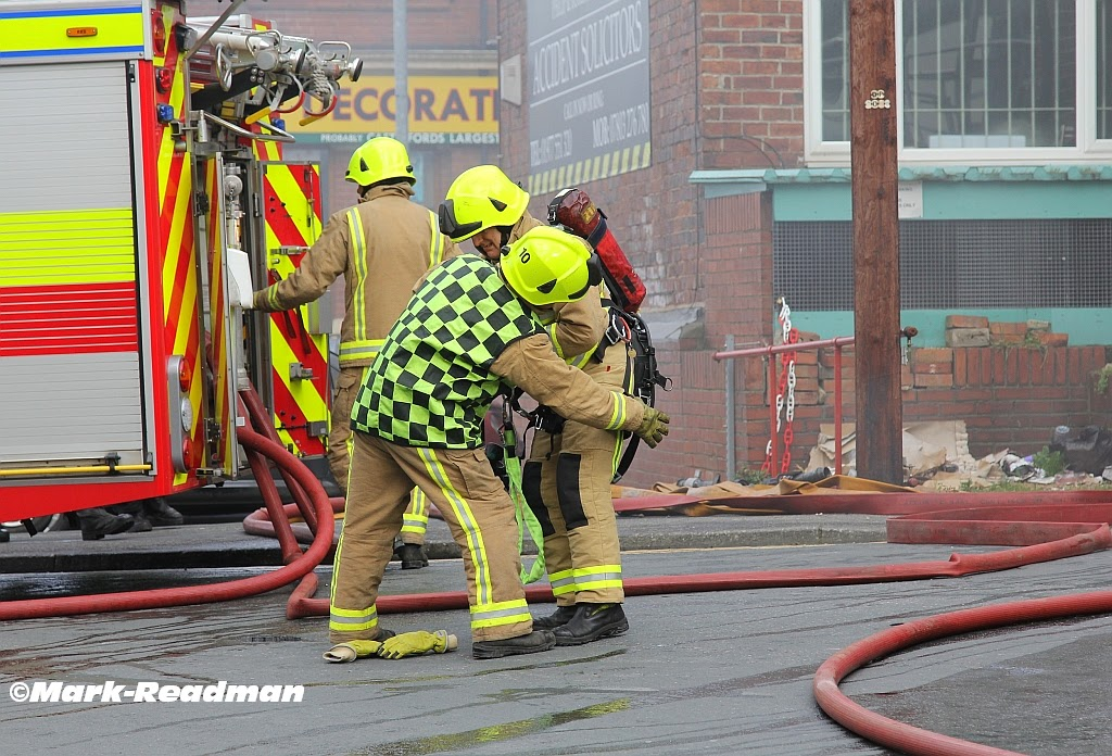 castleford fire