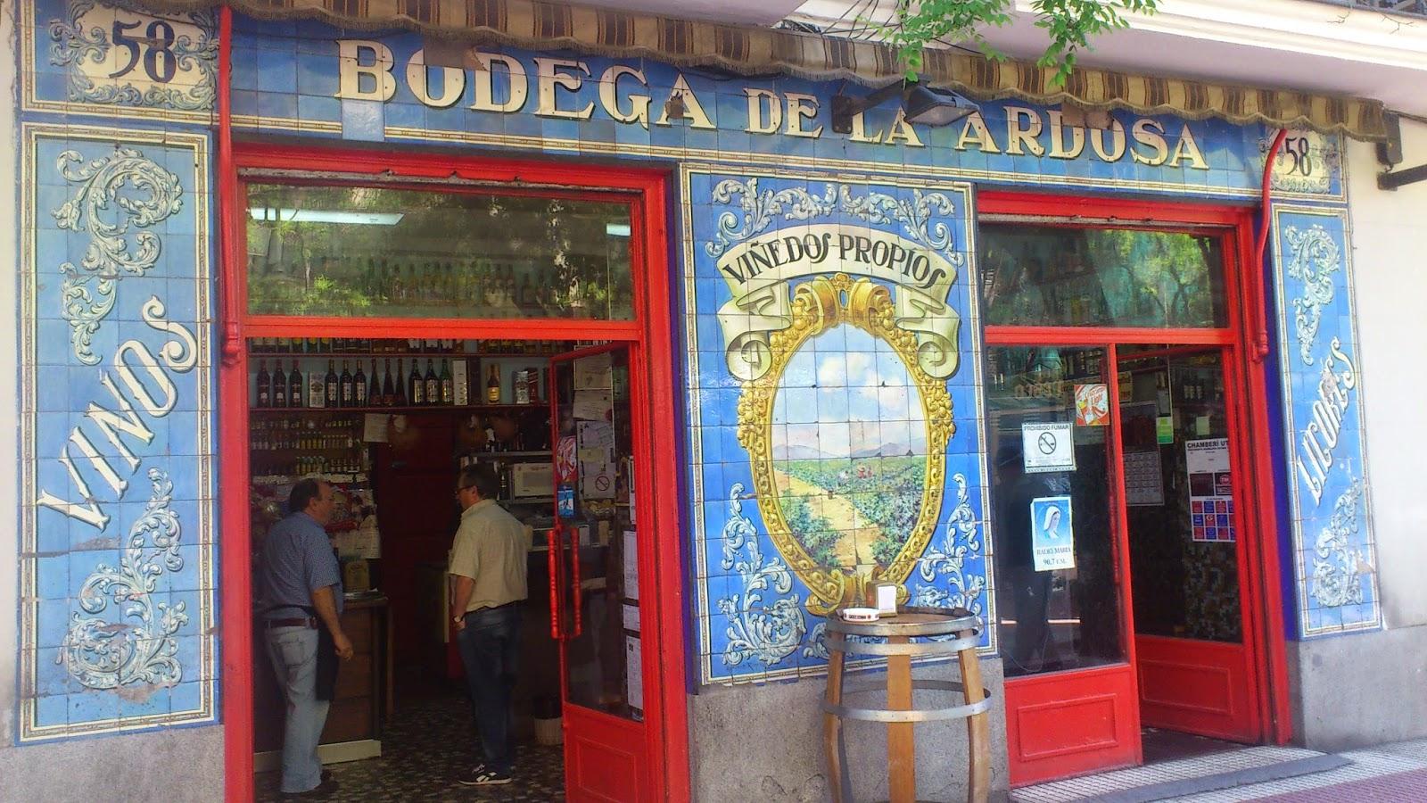 Madridmetropolis detalles de madrid las cuatro la ardosa for Oficina de madrid santa engracia