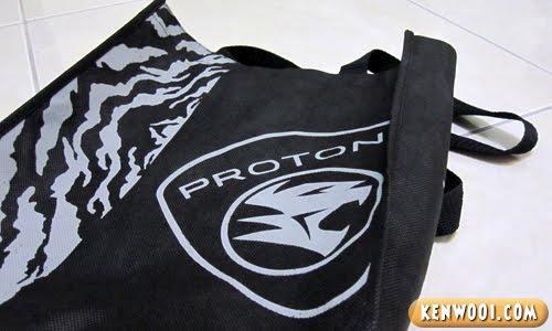 proton bag
