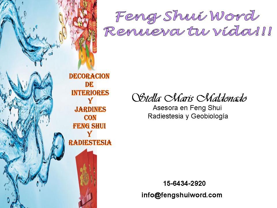 Zen y feng shui hoy para el hemisferio sur tarjetas for Feng shui para todos