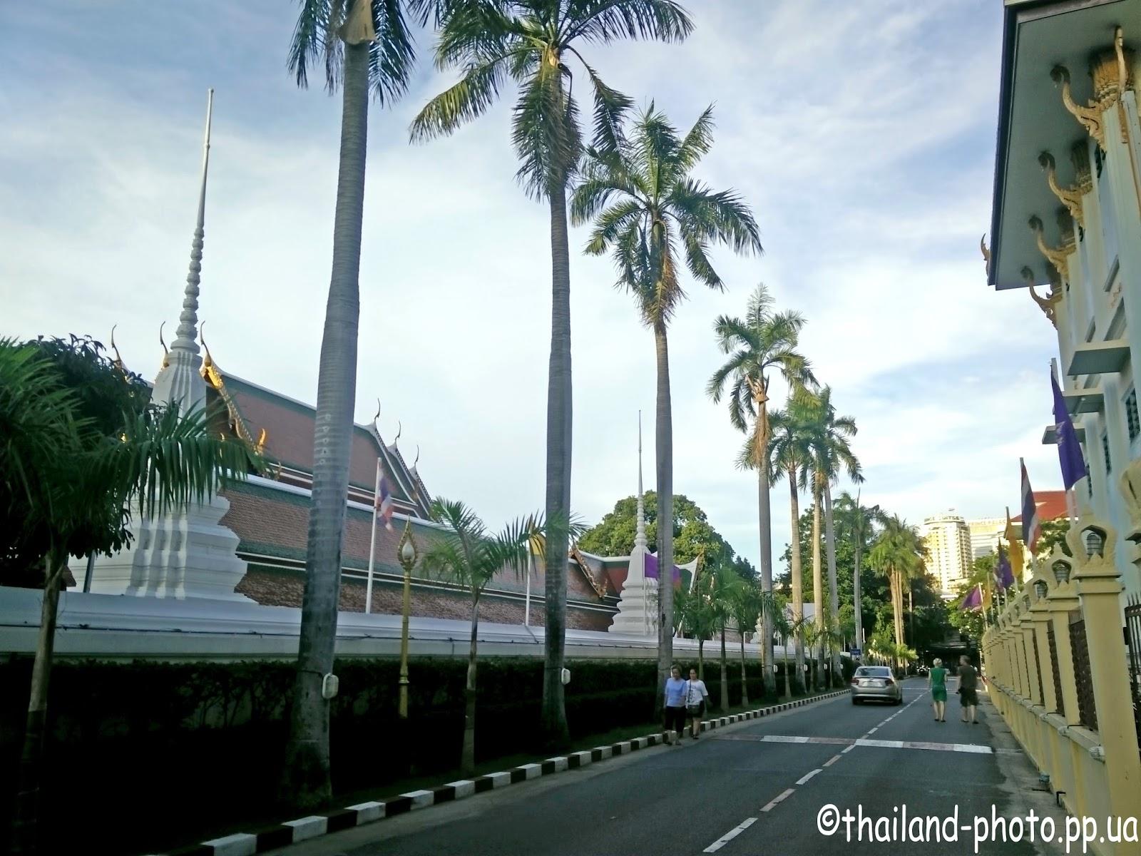 Таиланд Бангкок достопримечательности