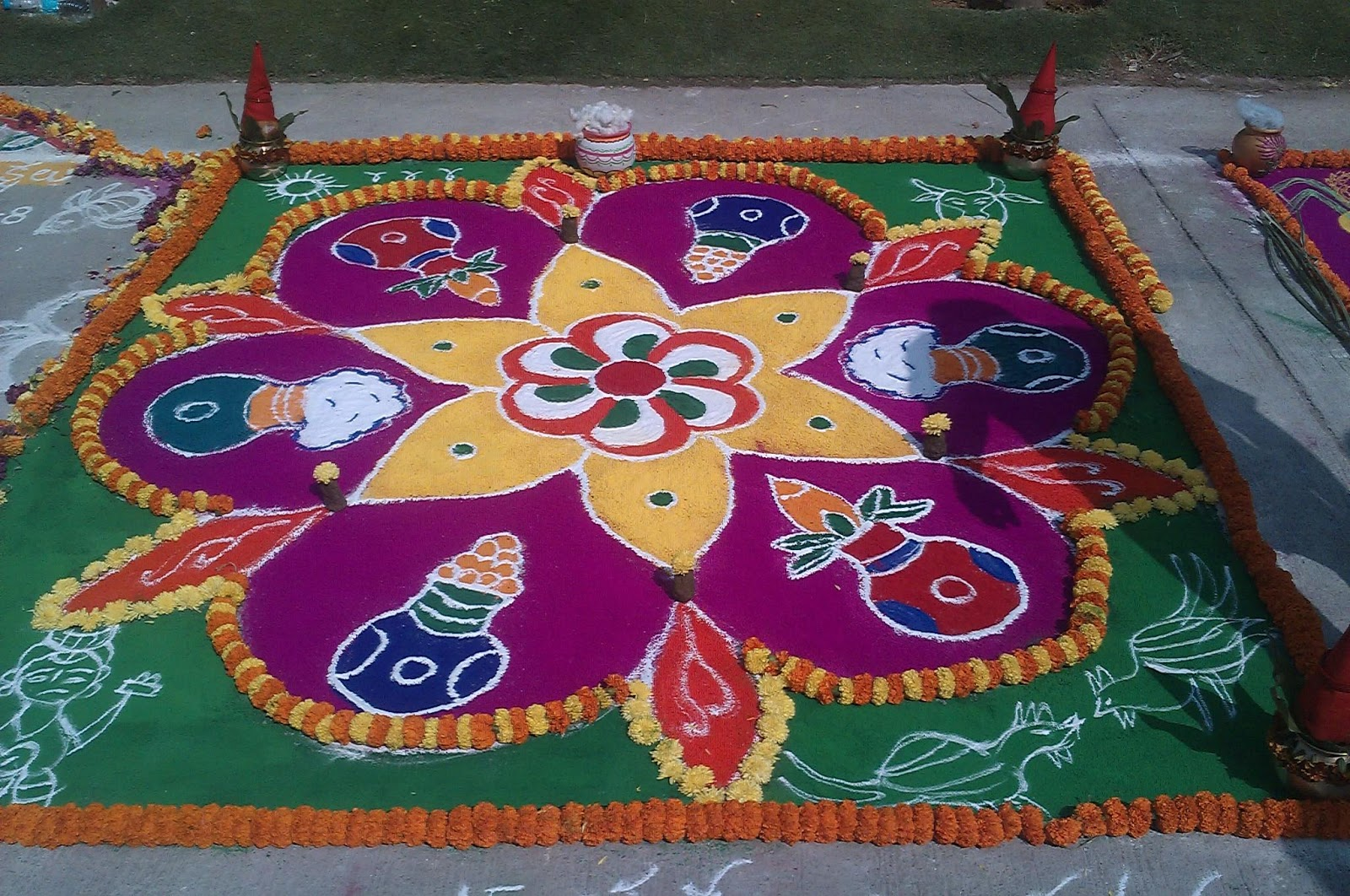 rangoli designs for competition 2013 wwwimgkidcom