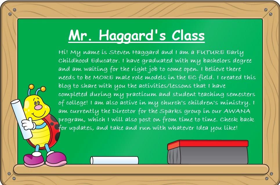 Mr. Haggard's Class