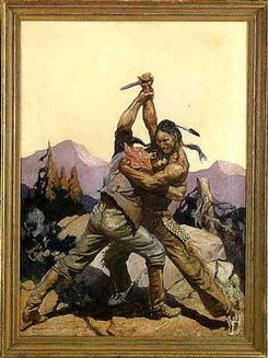 homesteaders vs cattle barons a fight The first farmers on the plains clashed with the cattle barons who had their  ranches there  the cattlemen regularly caught and hanged local homesteaders.