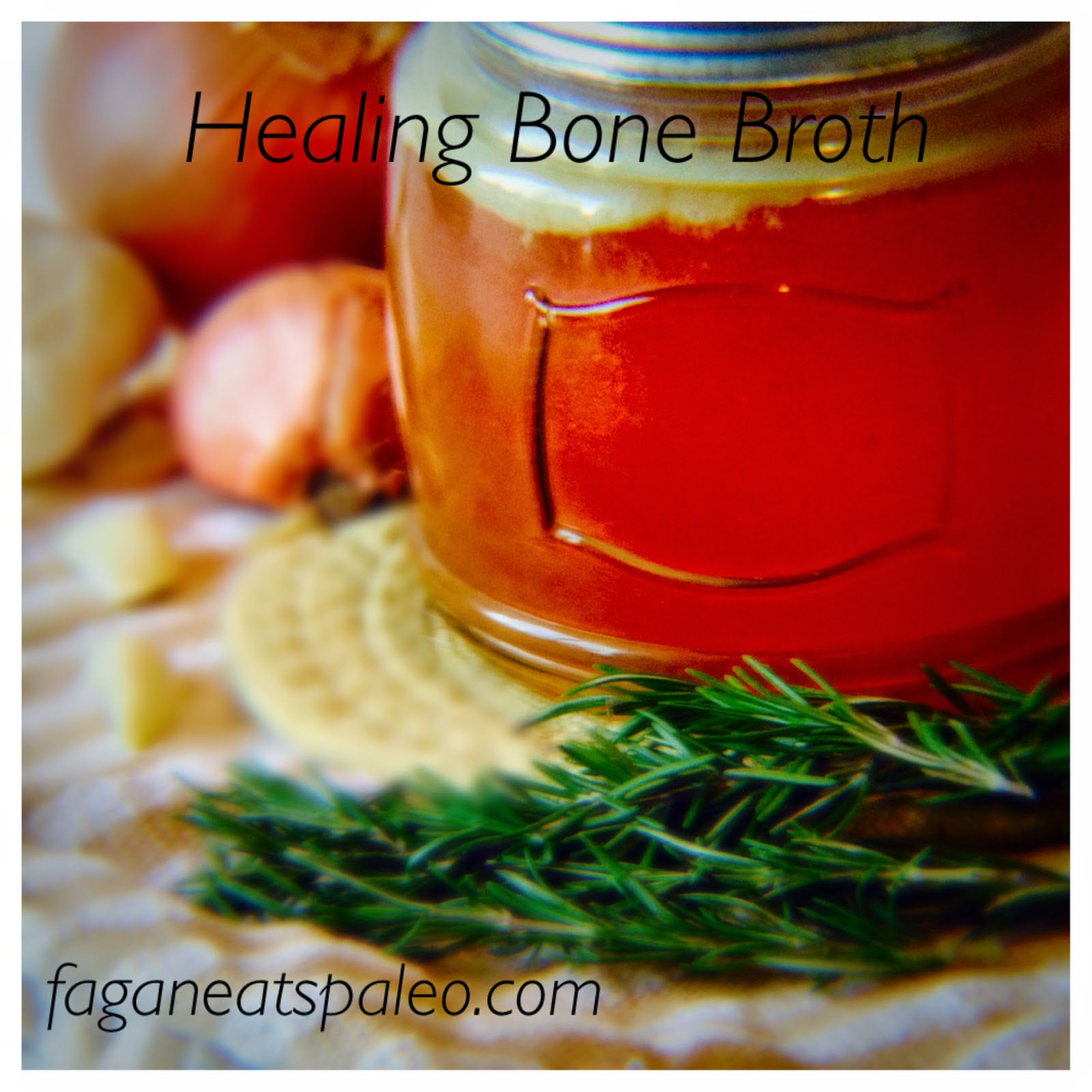 Crock Pot Bone Broth