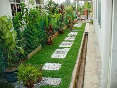 panduan rekabentuk kediaman: landskap sebagai penyeri