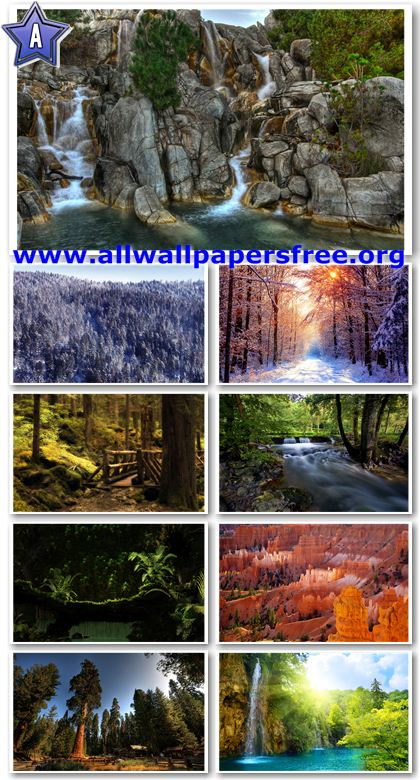 50 Amazing Nature HD Wallpapers 2560 X 1600 [Set 3]