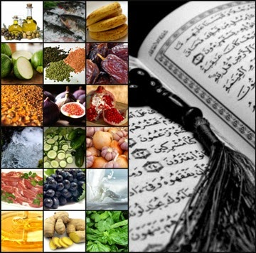 Foods and Drinks from the Qur'aan; the REAL superfoods