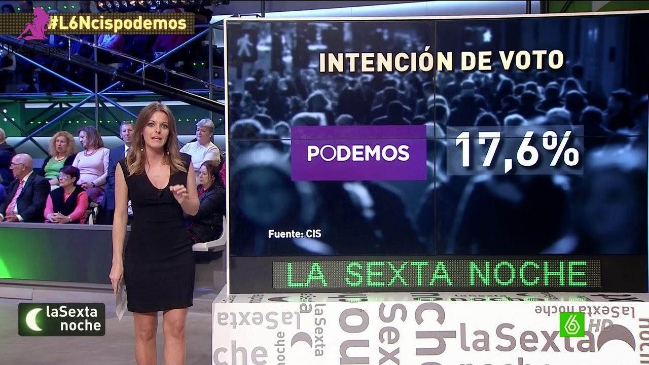 ANDREA ROPERO, LA SEXTA NOCHE (08.11.14)