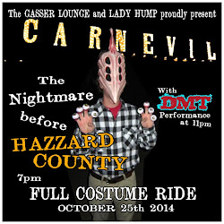 The Nightmare Before Hazzard County