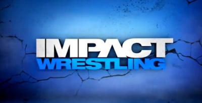 logo de impact wrestling de la marca de lucha libre TNA