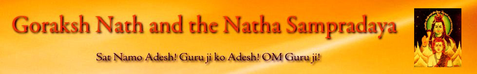 Goraksh Nath and the Natha Sampradaya