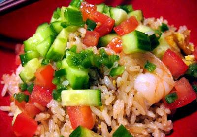 Shrimp Fried Rice with Fiery Lime Sauce | Taste As You Go