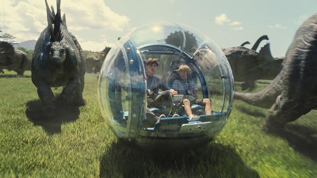 Jurský svět (Jurassic World) – Recenze