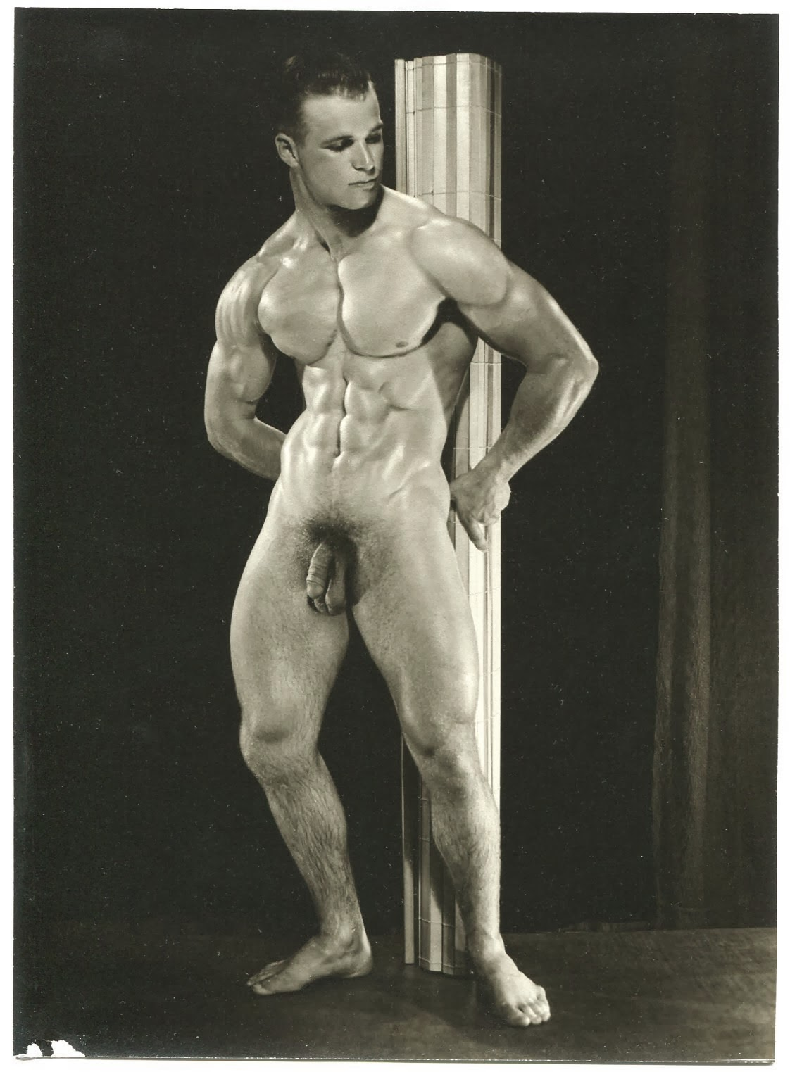 Are not Male physique vintage erotica doug courtney consider, that