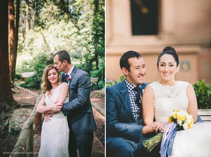 """""""outdoor bride and groom photos in san francisco"""""""