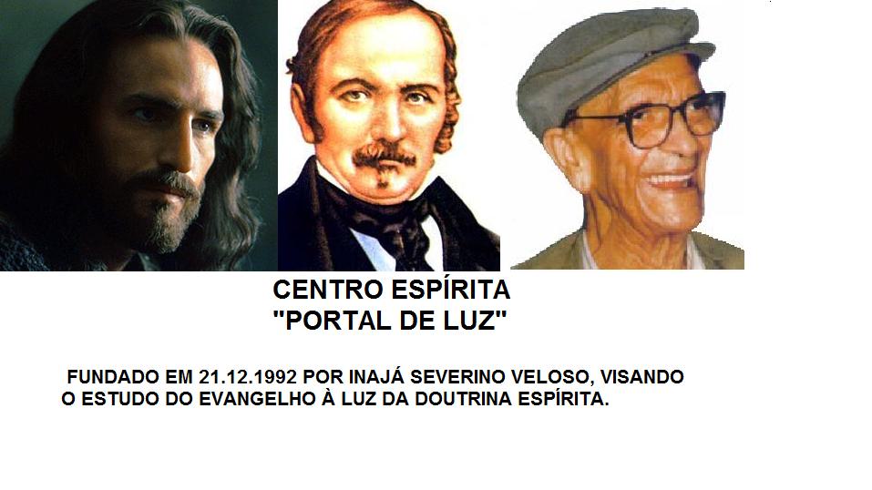 """Centro Espírita """"Portal de Luz"""" - Severínia SP"""
