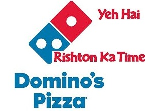 Dominos Pizza Gift Voucher worth Rs.1000 for Rs. 850