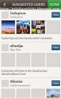 Panduan Cara Membuat ID / SIgn-Up Instagram