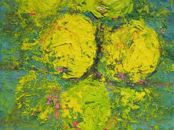Современная живопись Лана Нуа