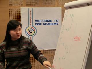 ISSF Training Academy - Foto: ISSF/Reprodução