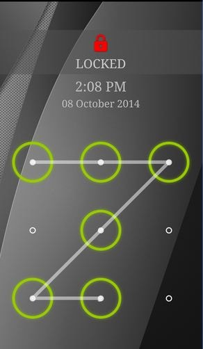 password protect your apps by App Lock(Pattern) available on google playstore for Android smartphone