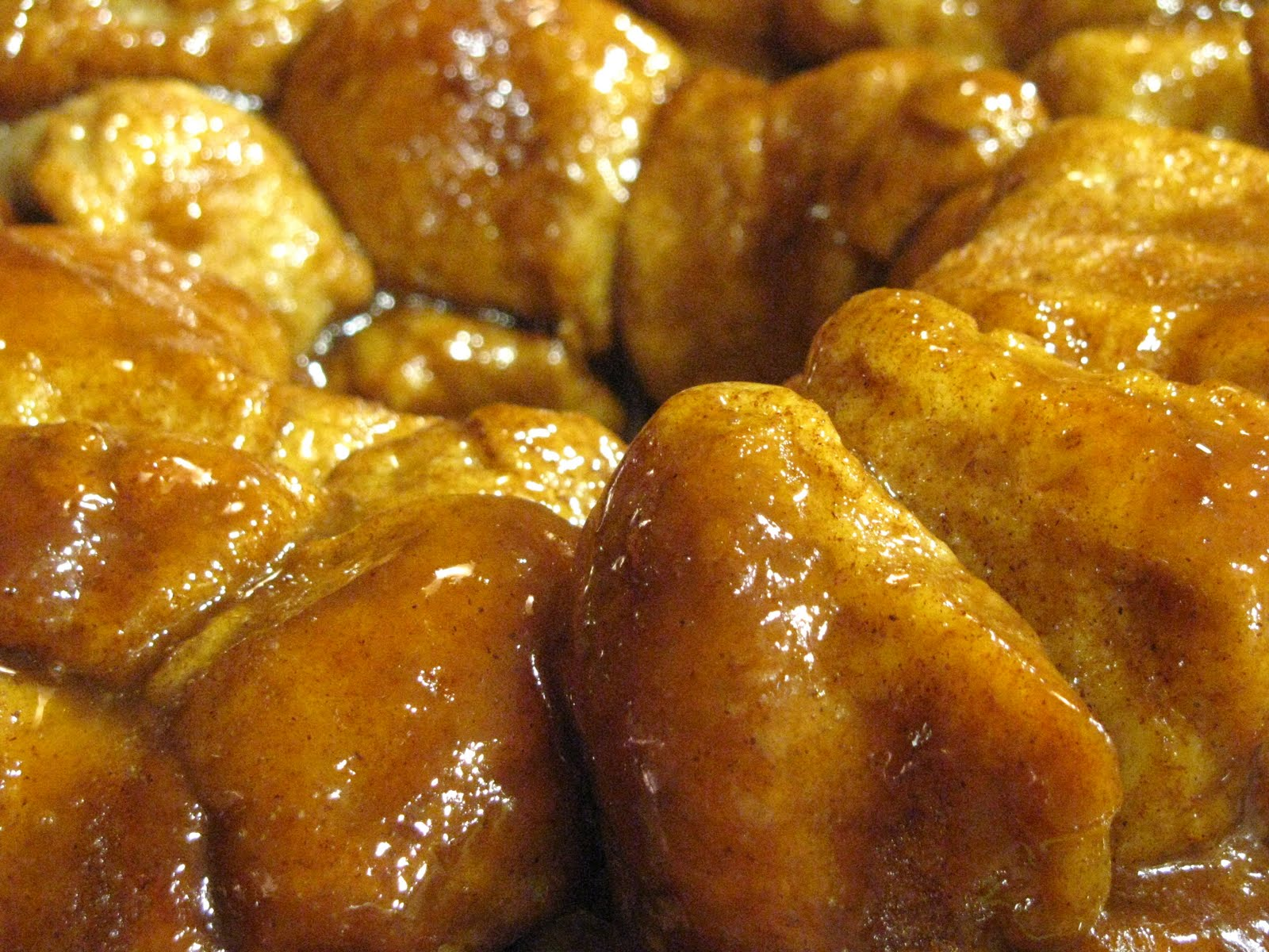 Becoming Betty: Pastor Ryan's Monkey Bread