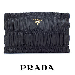 BURBERRY Dress PRADA Clutch Bag Princess Mette-Marit Style