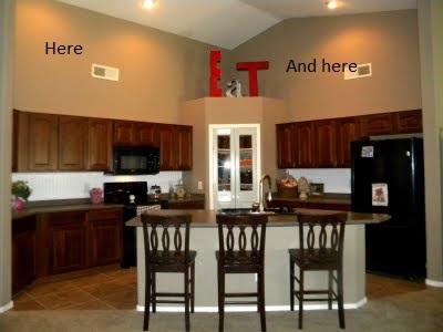 Kitchen Backsplash Above Cabinets grand design: advice.