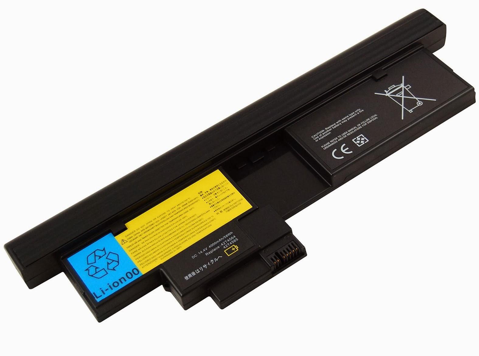 memperbaiki baterai laptop yang tidak bisa di cas