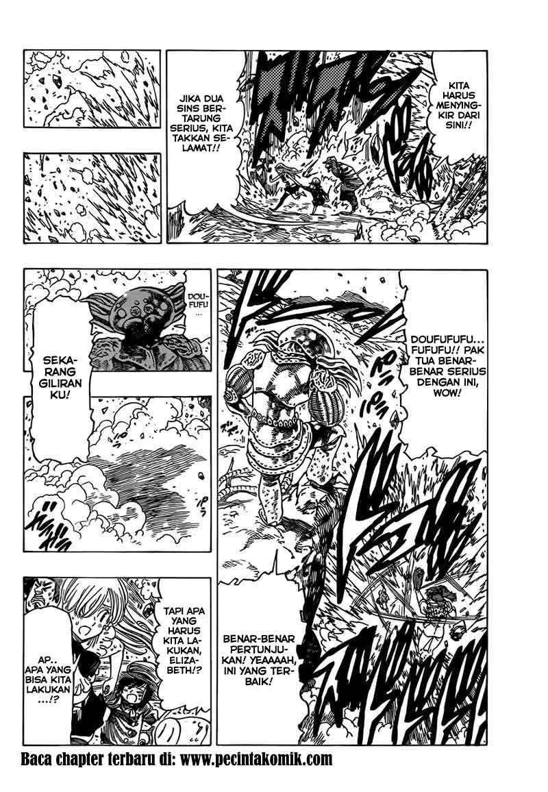 Nanatsu No Taizai Chapter 12-13