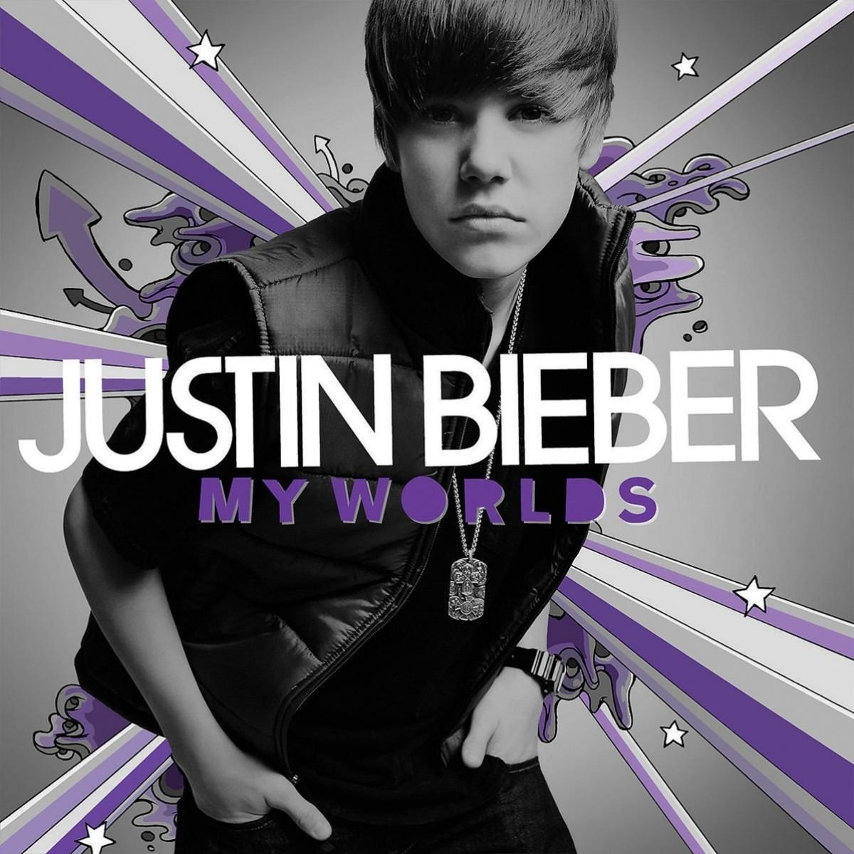 Justin Bieber My World Album Cover