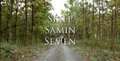 Wong Sikep Menggugat Film Samin Vs Semen